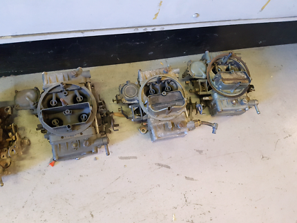Wanted: Wanted old Holley carburettors and parts suit Reconditioning