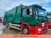 Mercedes-Benz Actros MP 3 - 2532 6x2  - Faun Powerpress 524