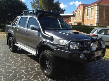 2010 Toyota Hilux SR5 Dual Cab Ute Brendale Pine Rivers Area Preview