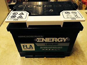 AUTOELITE 12V 90AH LEISURE BATTERY HEAVY DUTY (90 ah amp) 85 88 90 A DEEP CYCLE*