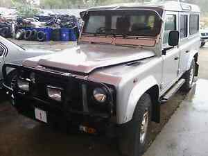 Land Rover TD5 Defender Xtreme Alice Springs Alice Springs Area Preview