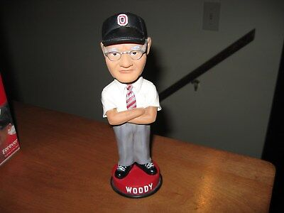 """Woody Hayes Ohio State U Bobblehead  Forver """"Legends of The Shoe"""""""