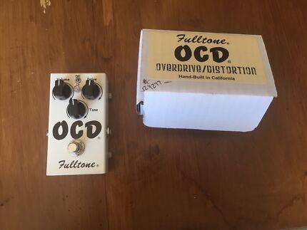 Fulltone OCD Distortion / Overdrive Pedal