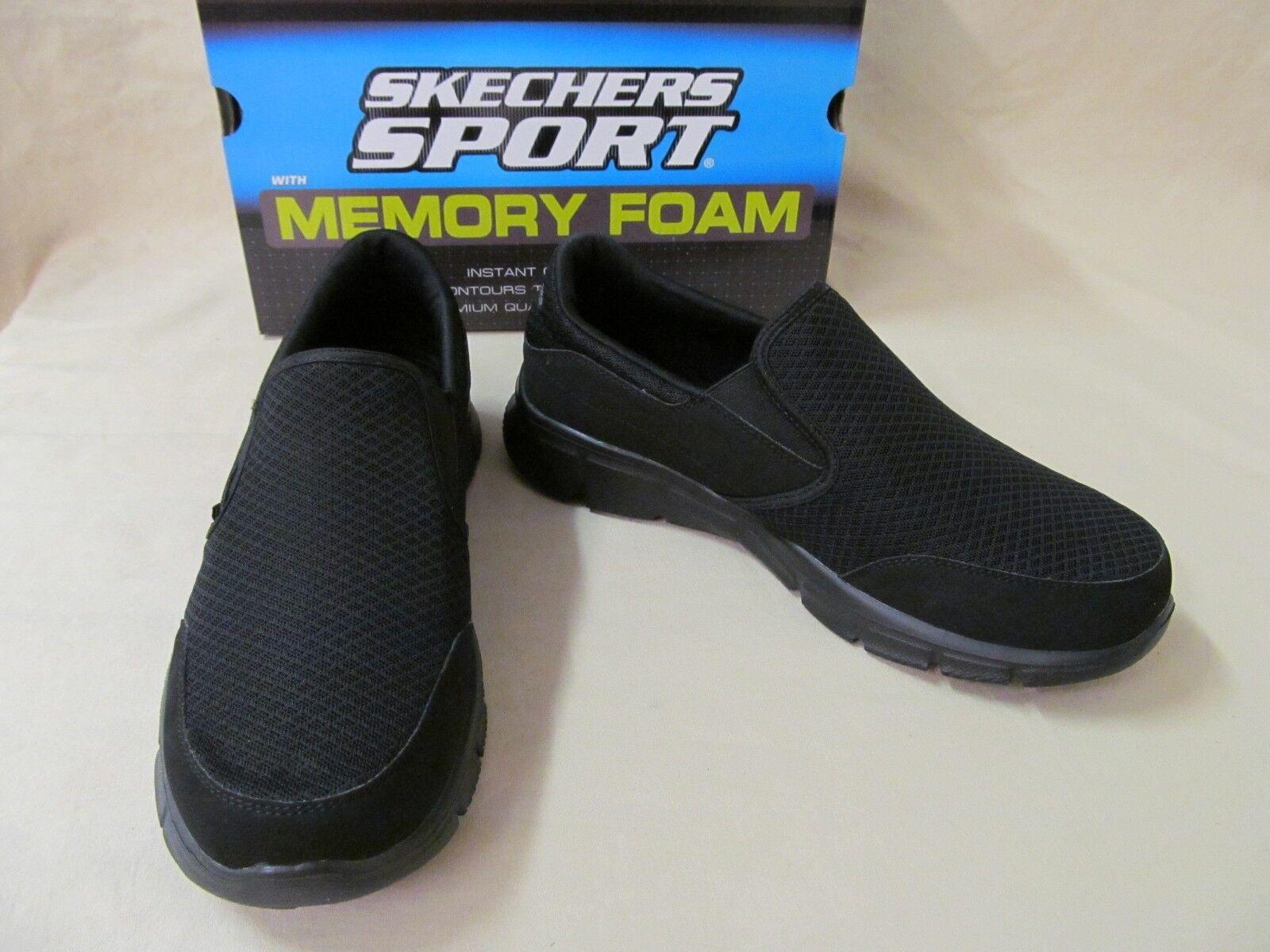 Skechers Sport Men's Equalizer Persistent Slip-On Sneaker, B