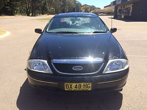 2002 Ford Fairmont Sedan Broome Broome City Preview