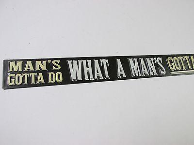 Mens GOTTA DO SIGN HOME DECOR, WIFE HUSBAND BOSS MENS WOMANS GIFT
