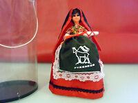 Bambolina Souvenir Vintage In Costume Tipico-tradizionale Dei Pirenei Francia -  - ebay.it