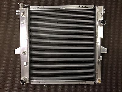 All Aluminum Radiator for Ford Explorer 98 01 Explorer Sport Trac 01 05 Ranger