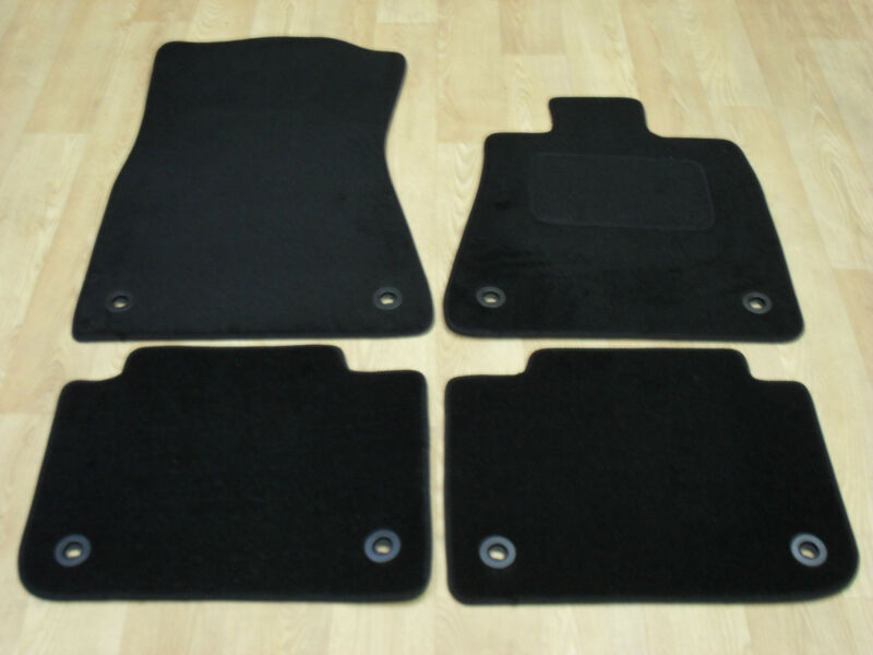 Lexus GS250 / GS300 (2013-on) Fully Tailored Car Mats Black