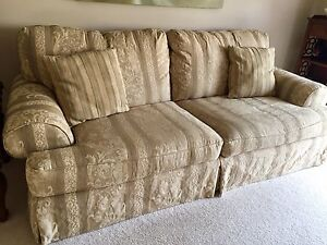 Furniture set - couch and 2 chairs