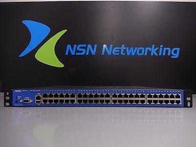 Adtran Netvanta 1638 1700568F1 4700568F1 48-Port Layer 3 Gigabit Switch