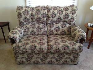 2 Seater lounge & 2 matching recliners Terrigal Gosford Area Preview