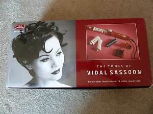 The Tools of Vidal Sassoon - Hot air styler set Hornsby Hornsby Area Preview