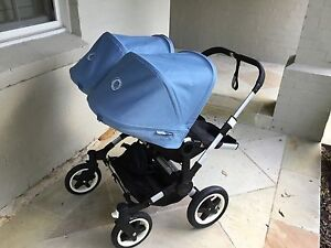 Bugaboo Donkey twin 2015 Hunters Hill Hunters Hill Area Preview