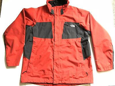 The North Face Gray HyVent Rain Jacket Size 2XL