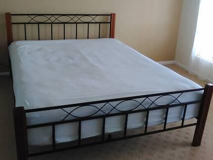 QUEEN SIZE bed frame Mount Barker Plantagenet Area Preview