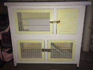 Two-storey Guinea Pig hutch Morningside Brisbane South East Preview