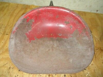 Farmall C H M 200 230 300 400 350 450 Super 4 Bolt Seat