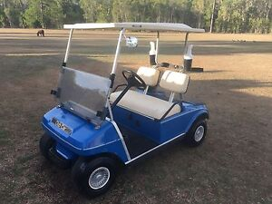 Club car golf buggy cart Burpengary Caboolture Area Preview