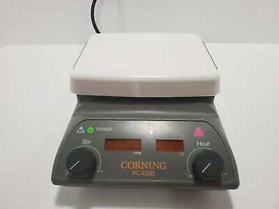 Corning Pc-420d Stirring Hot Plate With Digital Display