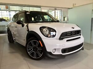 2015 MINI Cooper Countryman Cooper S + ALL4 + NAV +18PO + JCW +