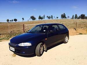 2003 Mitsubishi Mirage Hatchback Woodside Adelaide Hills Preview