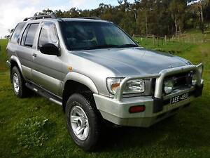 1999 V8 Nissan Pathfinder R50 Fully Engineered with extras Pakenham Cardinia Area Preview