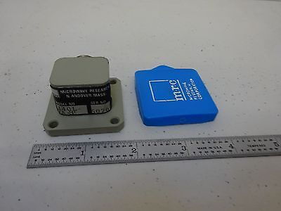 Rf Microwave Ghz Frequency Research Horn Antenna X4ol-za-sp As Is Bins5-93