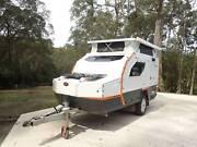 Tracktrailer Topaz series 2 off road van. Farmborough Heights Wollongong Area Preview