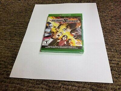 Naruto to Boruto: Shinobi Striker (Microsoft Xbox One, 2018) new comprar usado  Enviando para Brazil