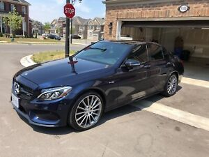 2017 AMG C43 LEASE TAKEOVER 12 Months
