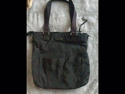 Kipling Black Tote Bag Quilted