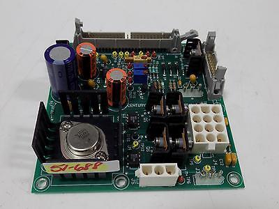 Cobe Cv Inc. Century Pump Power Supply Board Cob12480039467635-020 Rev-b