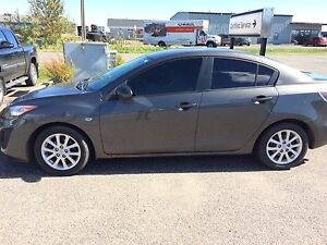 SAFETIED 2010 Mazda 3