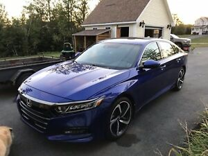2018 Honda Accord Sport, Lease Takeover, $1,000 cash incentive
