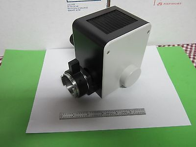 Microscope Part Illuminator Lamp Housing Leitz Wetzlar Germany Orthoplan Bin47
