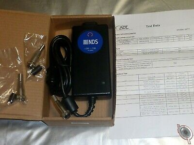 Nds Power Supply 24v 5.0a 3-pin For Endovue Monitor