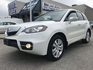 2011 Acura RDX CAMERA|BLUETOOTH|LEATHER|ALLOY WHEELS|CERTIFIED