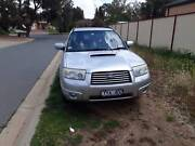 Subaru Forester for URGENT sale Torrens Woden Valley Preview