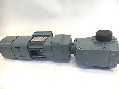 New Sew-eurodrive .37kw 12hp Gear Motor Khf37 R17 Drs74be05tfxv1a