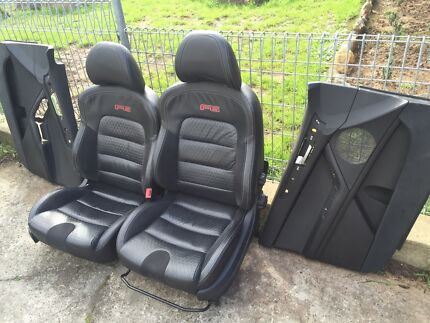 Ford FPV FG F6 Leather seats and Door trims  Penrith Penrith Area Preview