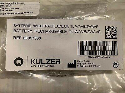 New In Plastic Kulzer Translux Wave Battery 66057363