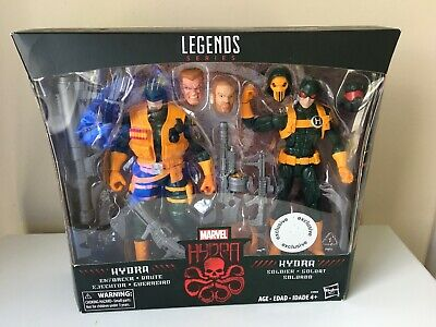 Marvel Legends Hasbro 2-Pack Series Hydra Soldier Hydra Enforcer SEALED