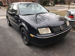 2005 Volkswagen Jetta - All options - Most reliable