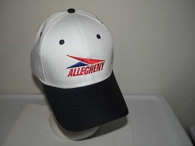 Airline Pilot Cap (ALLEGHENY AIRLINE BASEBALL CAP AIRPLANE MOHAWK US AIRWAYS AMERICAN PILOT GIFT)