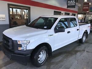 2016 Ford F-150 XL | 4x4 | Supercrew Cab | *Great Deal*