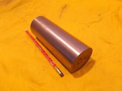 1045 Steel Rod Machine Tool Die Shop Round Bar Stock 2 14 Od X 6 Oal