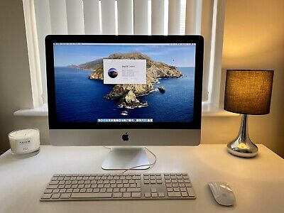 Apple iMac 21.5 Inch Slim Quad - Core Intel Core i5 2.7GHz 8GB 1TB (Late 2013)