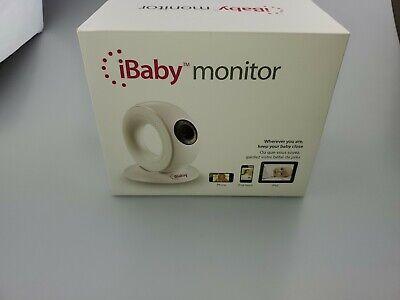 iBaby Monitor M2 - WiFi Wireless Digital Baby Video Camera [Brand New]