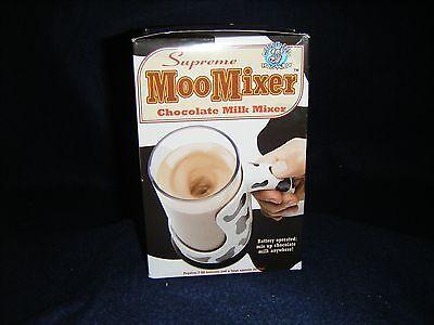 Смесители (столешница) Moo Mixer - Chocolate